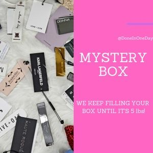 Other - Mystery Box - 5 pounds of clothing! Reseller box
